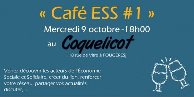 mer 9 oct / Café discussion ESS