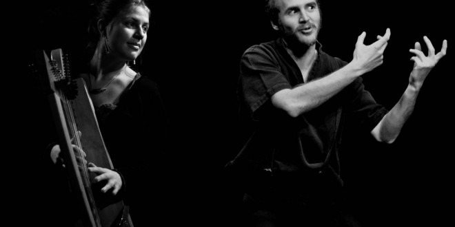 Dim 12 Janv / Morgane Le Cuff et François Debas