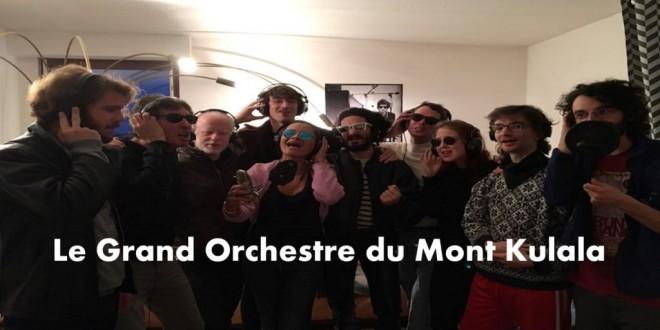 Ven 20 déc / Le Grand Orchestre du Mont Kulala