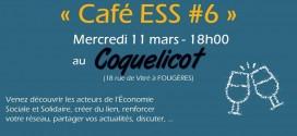 Café discussion ESS – Mer 11 mars