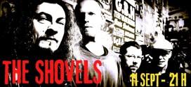 Les Shovels (Release Party) / Reporté